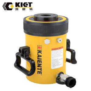 Single Acting Spring Return Hollow Plunger Hydraulic Cylinder pictures & photos