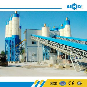 120m3/H PLC Control Concrete Batching Plant pictures & photos