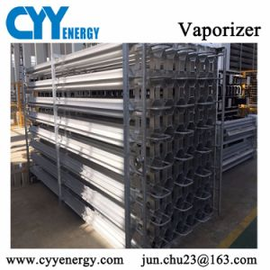 Liquid Oxygen Nitrogen Argon High Pressure Ambient Gas Vaporizer pictures & photos
