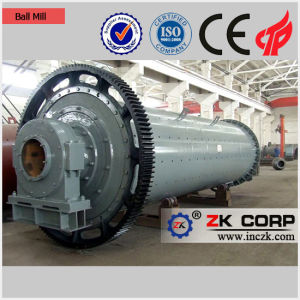 Ball Mill/Grinding Ball Mill (ZK-CPL series) pictures & photos