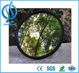 Round and Square PMMA LED Warning Convex Mirror pictures & photos