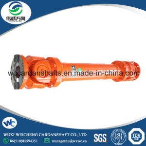 SWC Series-Medium-Duty Designs Cardan Shaft pictures & photos