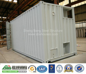 40 Feet Mobile Container House pictures & photos