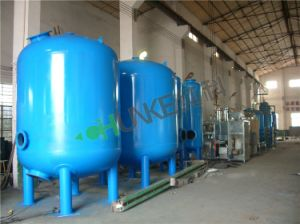 Chunke Blue Carbon Mechanical Filter/ Sand Carbon Filter pictures & photos