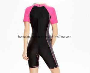Women′s Shorty Wet Suit for Diving Surfing pictures & photos