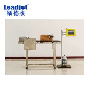 Leadjet A100 Large Format Inkjet Date Printer with Ce pictures & photos