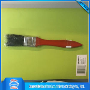 Wooden Handle Paint Brush with Black Bristle pictures & photos