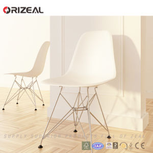 Replica Modern Eames Dsr Side PP Plastic Dining Chair (OZ-1152R) pictures & photos