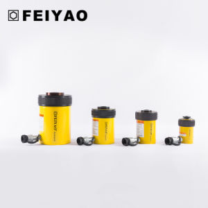 Hollow Plunger Small Hydraulic Jackwith Single Acting (FY-RCH) pictures & photos