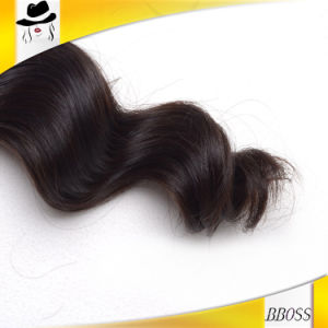 Hair Pieces Good Quality 7A Brazilian Hair Weft pictures & photos