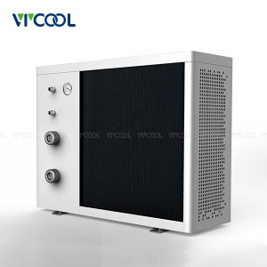 Titanium Inverter Swimming Pool Heat Pump ABS Plastic Shell pictures & photos