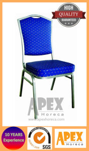 Steel Banquet Furniture/Hotel Furniture Chair with Cushion (AH6009S) pictures & photos
