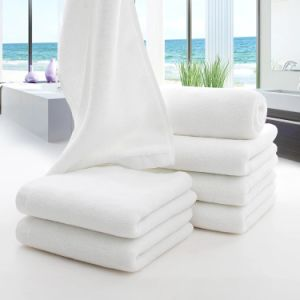 Factory Price 100% Cotton Hotel Terry Face Towel (JRC005)