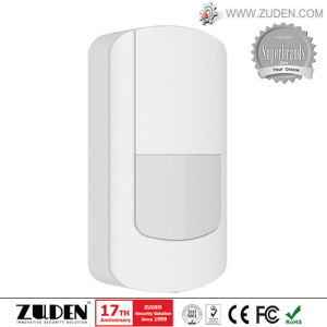 Wireless Mini Wide Angle PIR Motion Detector pictures & photos