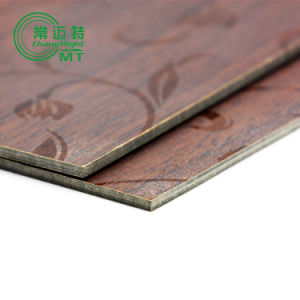 Modern Kitchen Cabinet/HPL High Pressure Laminate/Formica pictures & photos