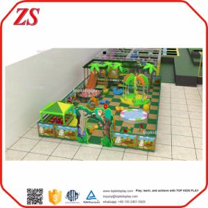 Most Fashionable Large Trampoline Park with Indoor Theme Luxury Forest Playground pictures & photos