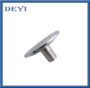 Stainless Steel Sanitary Hose Coupling with Male Thread pictures & photos