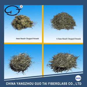 Competitive Price Basalt Chopped Fiber Strands for Concrete pictures & photos