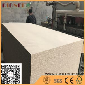 Plain Chipboard/ Flakeboard/ Raw Particle Board for Desk pictures & photos