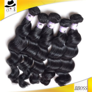 Good Price Peruvian Loose Wave Hair Extension pictures & photos