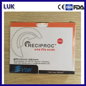 High Quality Vdw Reciproc File with Ce Approved pictures & photos