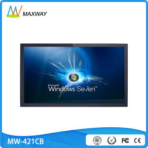 Factory OEM DVI USB VGA HDMI Input 42 Inch All in One PC TV (MW-421CB) pictures & photos