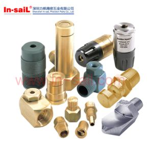 in-Sail Customized CNC Turning Pipe Fittings pictures & photos