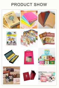 Professional Offset Printing Hardcover Book Children Book Printing pictures & photos