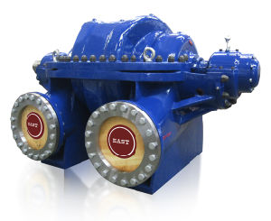 Horizontal Multistage Double Suction Water Pump with CE Certificates pictures & photos