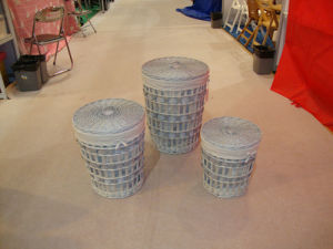 Laundry Basket (ds10-4117)