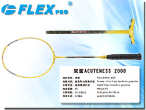 Badminton Racket ACUTENESS 2000