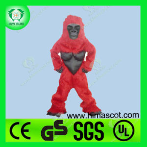 2012 Yellow Elephant Walking Mascot Costume (HI0117028)