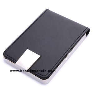 Promotion Hight Quality PU Leather Business Card Case (BK21554) pictures & photos