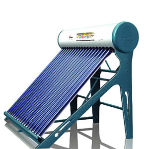 Solar Water Heater with CE Approval