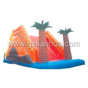 Inflatable Slider Toy ), Bounce, Castle (IN-036)