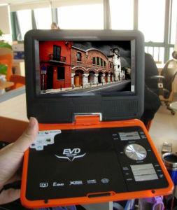 "7"" Portable DVD With DVB-T Digital TV"