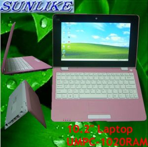 "10.2"" Win CE6.0 Google Android Via8505 Student Laptop Computer (UMPC-1020RAM)"