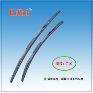 Universal Wiper Blade for Japan and European Cars-T10