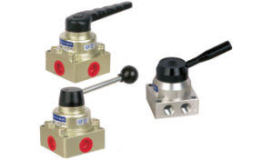 Pneumatic Hand-Switching Valve (HV400-02)