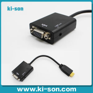 HDMI to VGA Converter Support 1080P