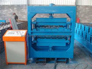 Double-Layer Curving Machine pictures & photos