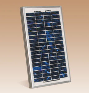 10W Solar Panel of Color pictures & photos