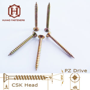 Screw/High Quality Chipboard Screw pictures & photos