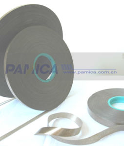 Phlogopite Mica Tape Backed with Single PE Film (PJ5460-F)