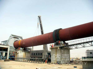 Various Models Rotary Kiln with ISO Certificate, for Cement, Lime, Dolomite, Ceramic Proppant pictures & photos