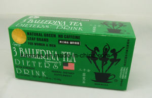 3 Ballerina Tea Herbal Weight Loss Tea Health Slimming Tea pictures & photos