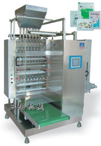 Four-Side Sealing & Multi-Line Granule Packing Machine (DXDO-K900E) pictures & photos