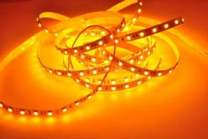 2200k DC12V Golden Color LED Strip Lights pictures & photos
