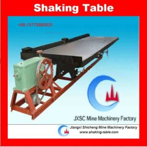 Gold Mining Equipment Gold Vibration Table (6-S series) pictures & photos