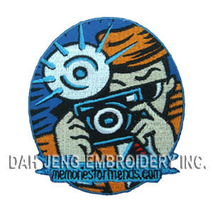 Embroidery Patch pictures & photos